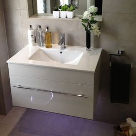 Stone Heat Ltd - Bathrooms - Bathroom Installation - Modern Sink - Loughton