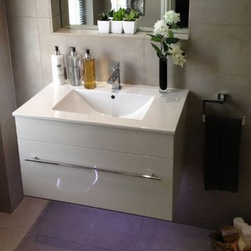 Stone Heat Ltd - Bathrooms - Modern Sink - Loughton