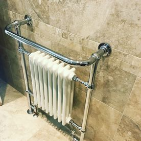 Stone Heat Ltd - Bathrooms - Bathroom Installation - Radiator - Loughton