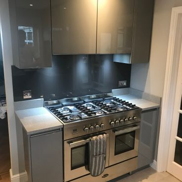 Stone Heat Ltd - Kitchen - Kitchen Oven - Loughton