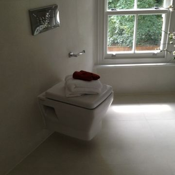 Stone Heat Ltd - Bathrooms - Toilet - Loughton