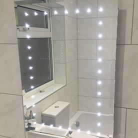 Stone Heat Ltd - Bathrooms - Bathroom Installation - Mirror - Loughton