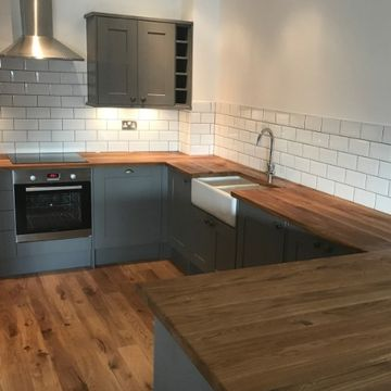Stone Heat Ltd - Kitchens - Brand New Kitchen Design - Loughton