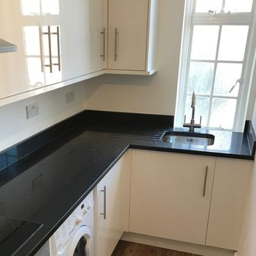 Stone Heat Ltd - Kitchen - Granite Kitchen Worktop - Loughton