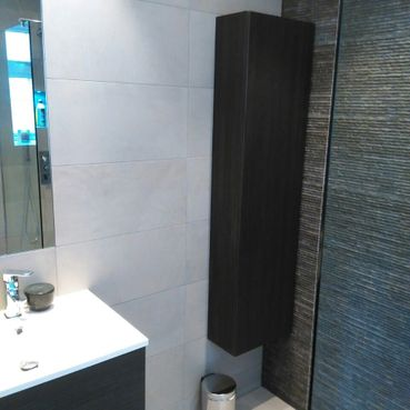 Stone Heat Ltd - Bathrooms - Modern Shower - Loughton
