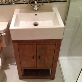Stone Heat Ltd - Bathrooms - Bathroom Installation - Sink - Loughton