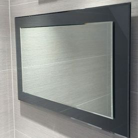 Stone Heat Ltd - Bathrooms - Cloak Room - Bathroom Installation - Mirror - Loughton