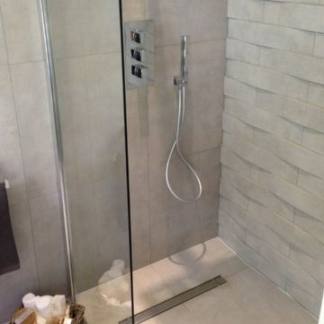 Stone Heat Ltd - Bathrooms - Shower - Loughton