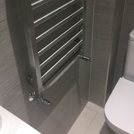 Stone Heat Ltd - Bathrooms - Bathroom Installation - Towel Rail - Loughton