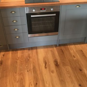 Stone Heat Ltd - Kitchens - Kitchen Oven - Loughton
